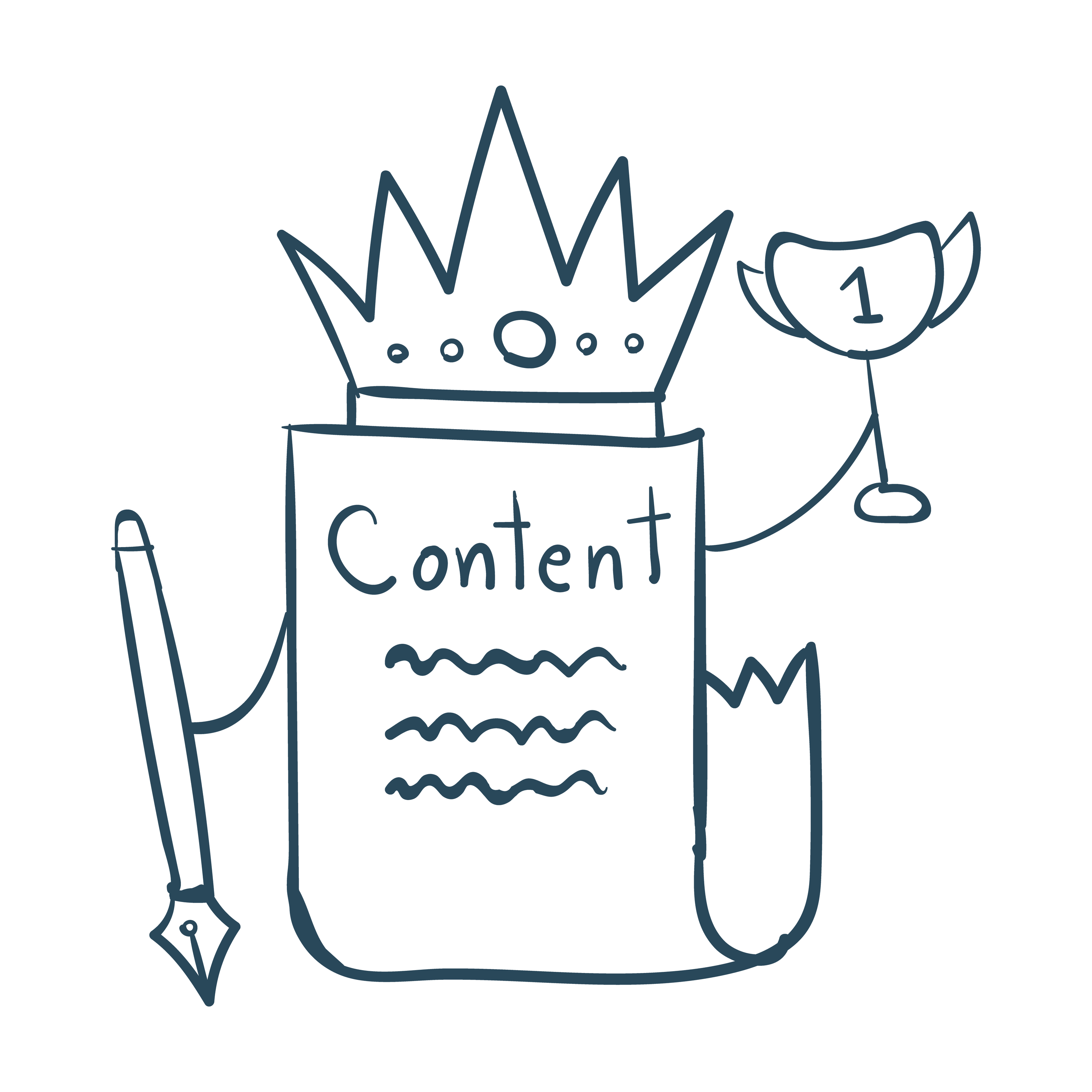 """Content Marketing is no longer the """"Current Marketing Fad."""""""